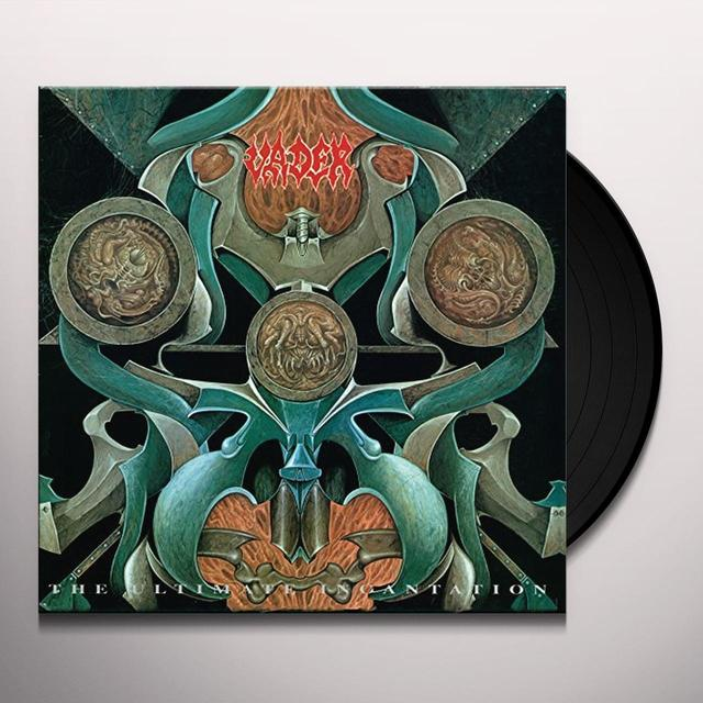 Vader ULTIMATE INCANTATION Vinyl Record