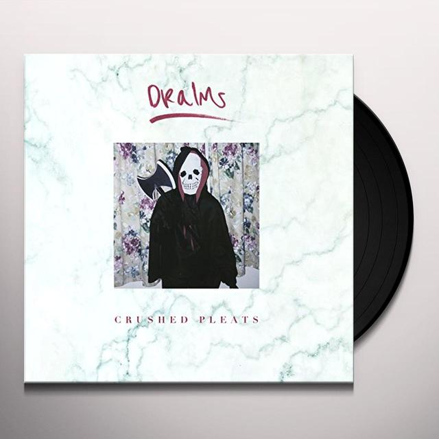 Dralms CRUSHED PLEATS Vinyl Record