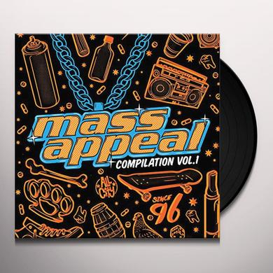 MASS APPEAL 1 / VARIOUS Vinyl Record