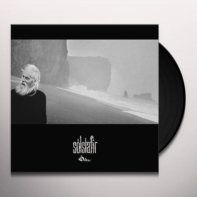 Solstafir OTTA Vinyl Record