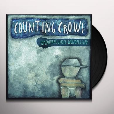 Counting Crows SOMEWHERE UNDER WONDERLAND Vinyl Record