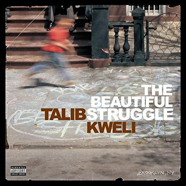 Talib Kweli BEAUTIFUL STRUGGLE Vinyl Record