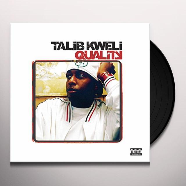 Talib Kweli QUALITY Vinyl Record