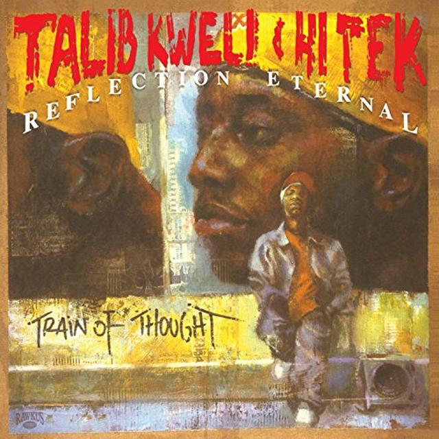 Talib Kweli REFLECTION ETERNAL Vinyl Record