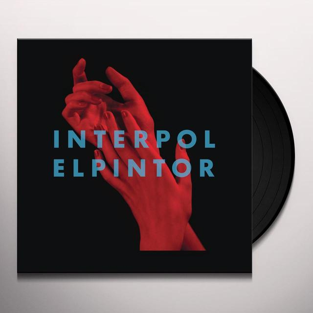 Interpol EL PINTOR Vinyl Record - Digital Download Included