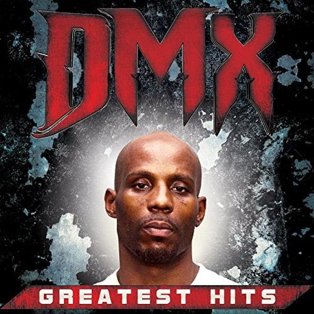 Dmx GREATEST HITS Vinyl Record