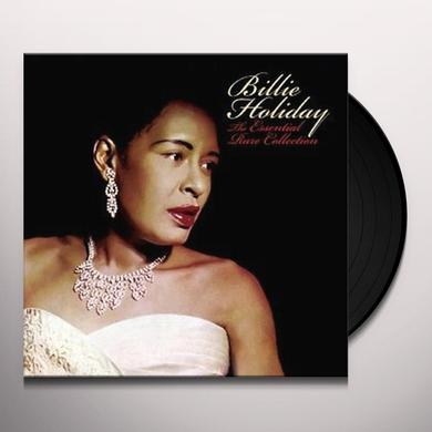 Billie Holiday ESSENTIAL RARE COLLECTION Vinyl Record