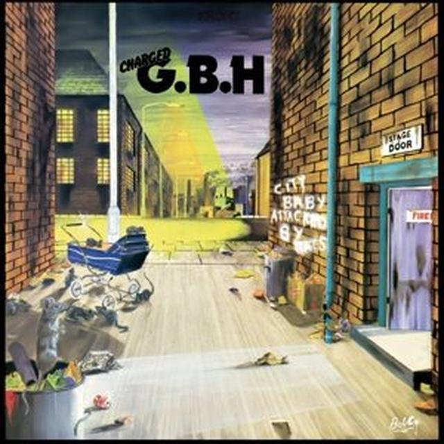 Gbh CITY BABY ATTACKED BY RATS Vinyl Record