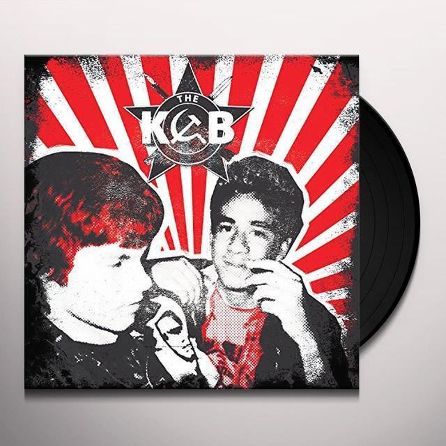 KGB Vinyl Record
