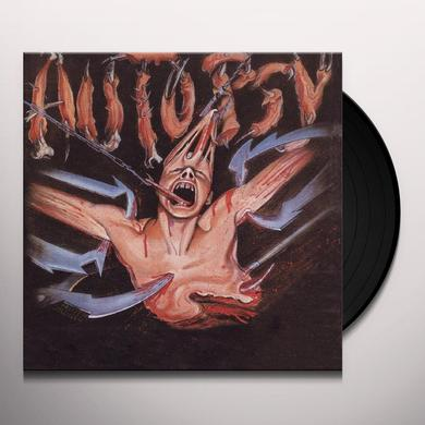 Autopsy SEVERED SURVIVAL Vinyl Record