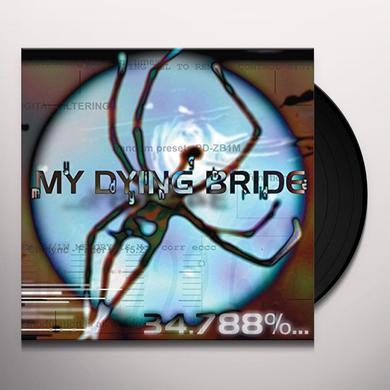 My Dying Bride 34.788 COMPLETE Vinyl Record