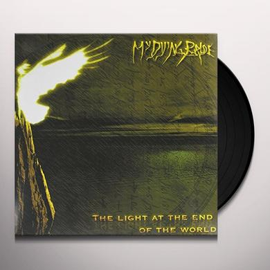 My Dying Bride LIGHT AT THE END OF THE WORLD Vinyl Record