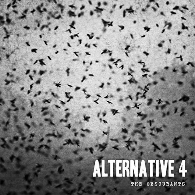 Alternative 4 OBSCURANTS Vinyl Record