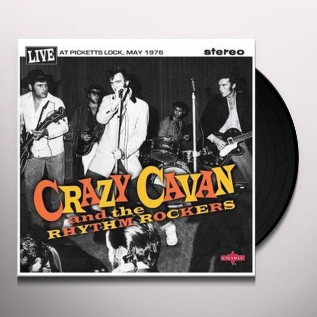 Crazy Cavan LIVE AT PICKETTS LOCK 1 & 2 Vinyl Record