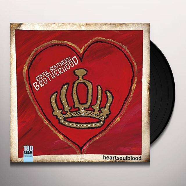 Royal Southern Brotherhood HEARTSOULBLOOD Vinyl Record
