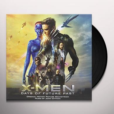 X-Men: Days Of Future Past / O.S.T. (Ltd) (Ogv) X-MEN: DAYS OF FUTURE PAST / O.S.T. Vinyl Record