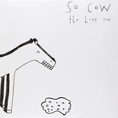 So Cow LONG CON Vinyl Record