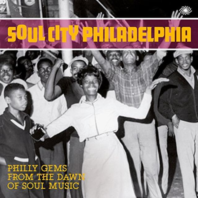 Soul City Philadelphia: Philly Gems / Various