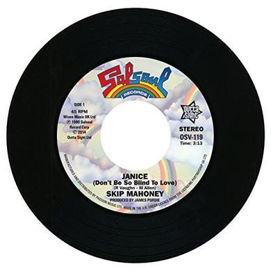 JANICE/DON'T STOP ME NOW Vinyl Record