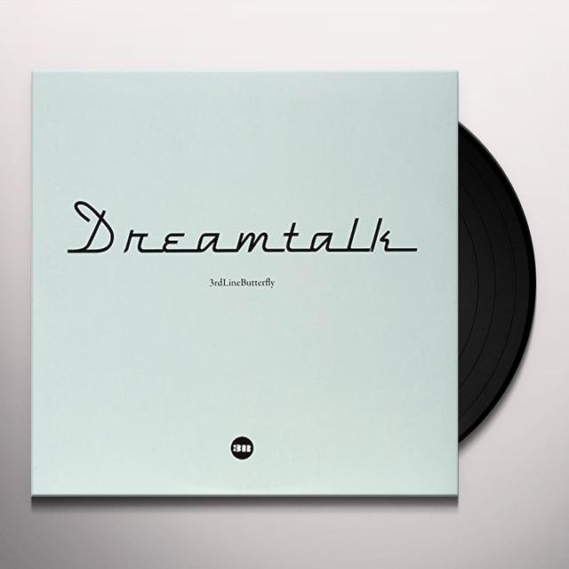 3Rd Line Butterfly DREAMTALK Vinyl Record - Asia Import