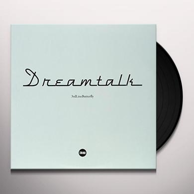3Rd Line Butterfly DREAMTALK Vinyl Record - Asia Import