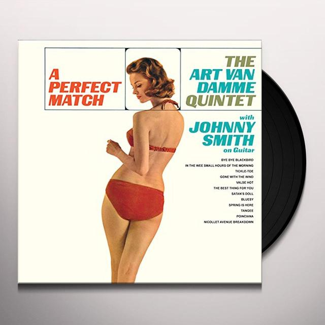 Art Van Damme PERFECT MATCH (SPA) (Vinyl)