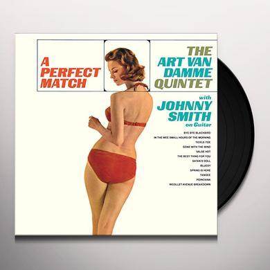 Art Van Damme PERFECT MATCH (SPA) (Vinyl)