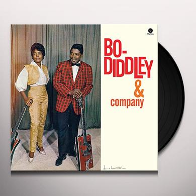 Bo Diddley & COMPANY Vinyl Record