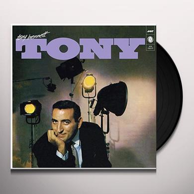 Tony Bennett TONY Vinyl Record - Spain Import