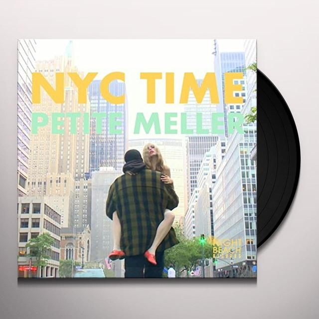 NYC TIME Vinyl Record - UK Import