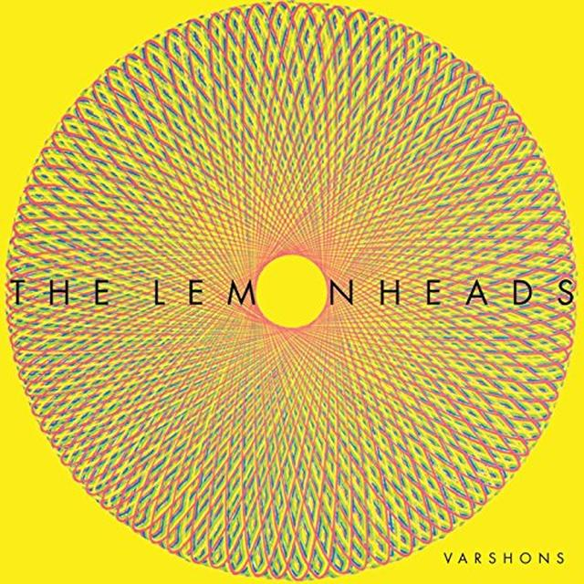 The Lemonheads VARSHONS Vinyl Record