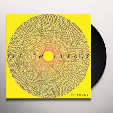 The Lemonheads VARSHONS Vinyl Record - UK Import