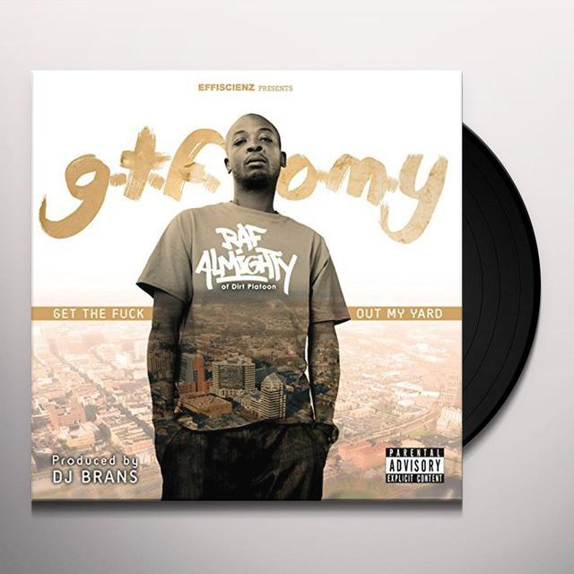 Raf Almighty G.T.F.O.M.Y. (UK) (Vinyl)
