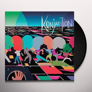 Buffalo Daughter KONJAC TION Vinyl Record