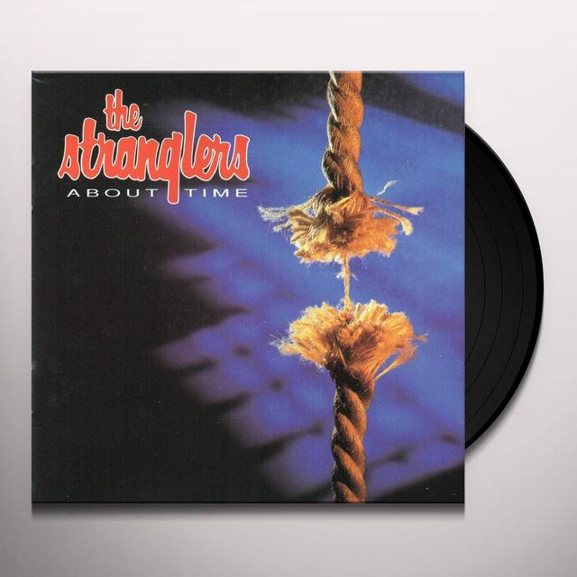 The Stranglers ABOUT TIME Vinyl Record - UK Import