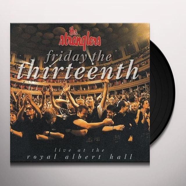 The Stranglers FRIDAY THE 13TH-LIVE AT THE ROYAL ALBERT HALL Vinyl Record - UK Release