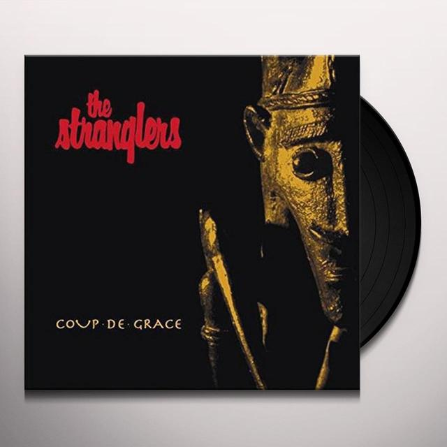 The Stranglers COUP DE GRACE Vinyl Record - UK Release