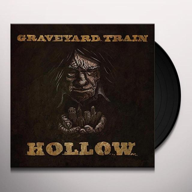 Graveyard Train HOLLOW Vinyl Record - UK Import