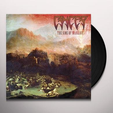 Cancer SINS OF MANKIND Vinyl Record - Holland Import