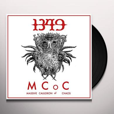 1349 MASSIVE CAULDRON OF CHAOS Vinyl Record - Holland Import