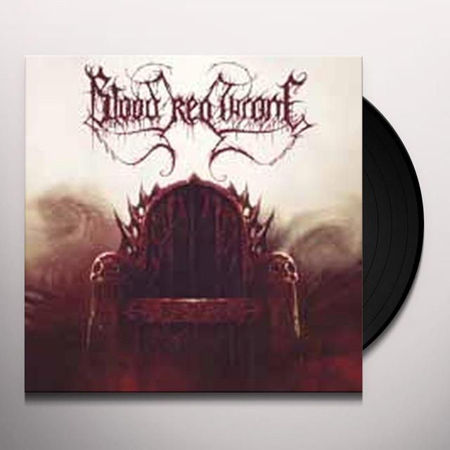 BLOOD RED THRONE Vinyl Record