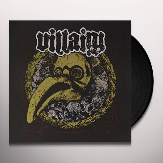 VILLAINY I Vinyl Record - UK Import