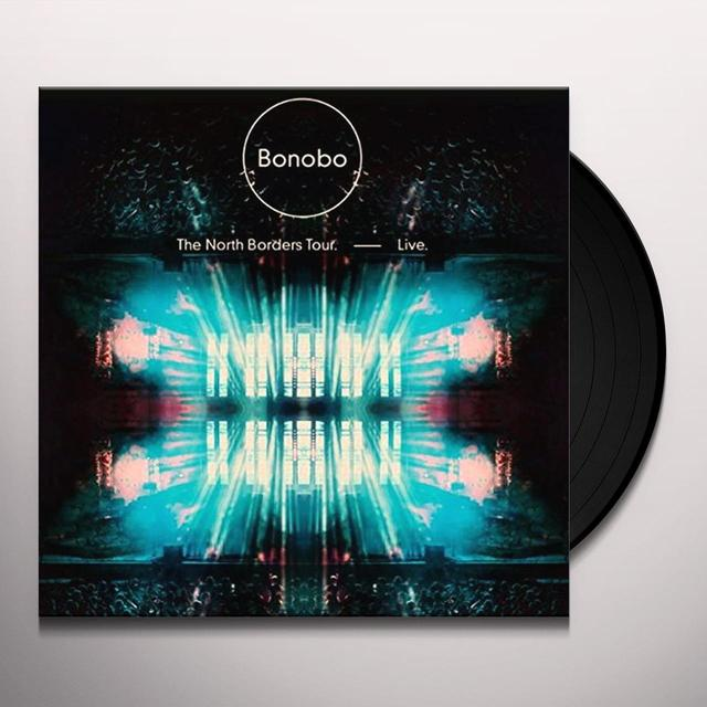 Bonobo NORTH BORDERS TOUR: LIVE Vinyl Record