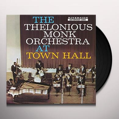 Thelonious Monk AT TOWN HALL Vinyl Record