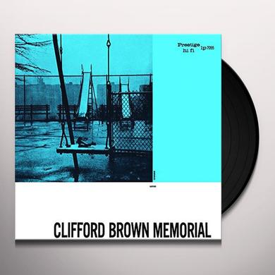 Clifford Brown MEMORIAL Vinyl Record