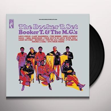 Booker T. & the M.G.'s BOOKER T SET Vinyl Record - Reissue