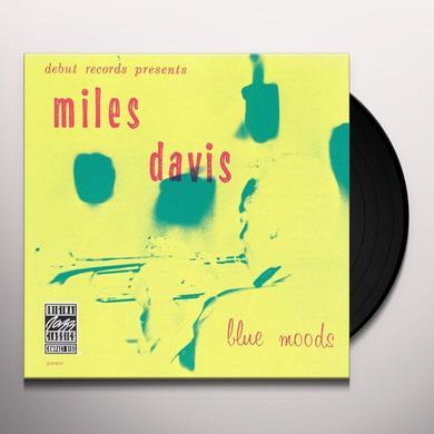 Miles Davis BLUE MOODS Vinyl Record