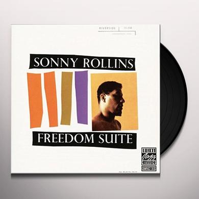 Sonny Rollins FREEDOM SUITE Vinyl Record