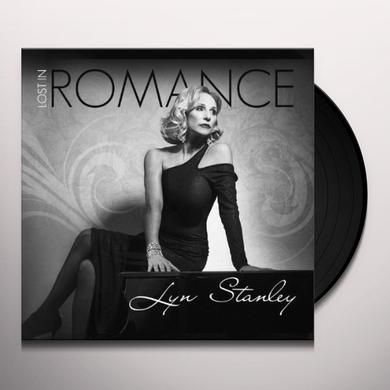 Lyn Stanley LOST IN ROMANCE Vinyl Record - 180 Gram Pressing