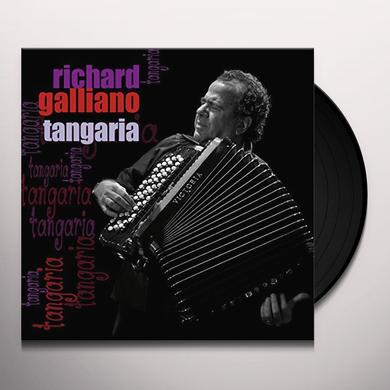 Richard Galliano TANGO Vinyl Record